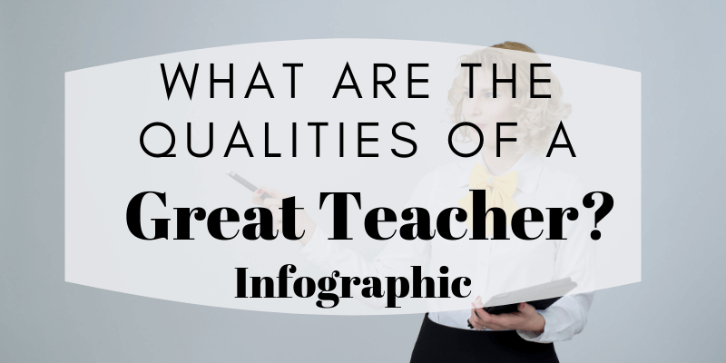 The Qualities Of A Great Teacher? | Infographic