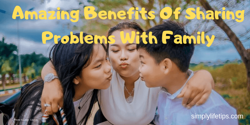 Amazing Benefits Of Sharing Problems