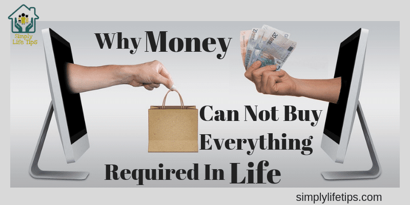 Do You Know Money Can not Buy Everything