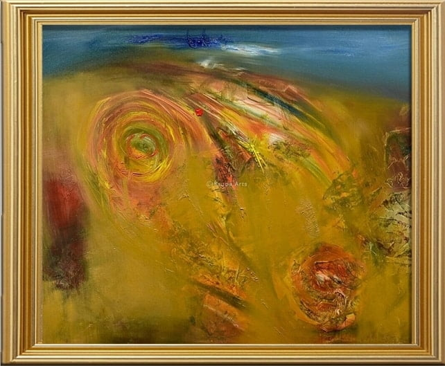 Myths About Abstract Artists  Krupa Shah Krupa Arts (2)