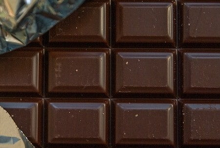 Chocolate is a legitimate mood booster