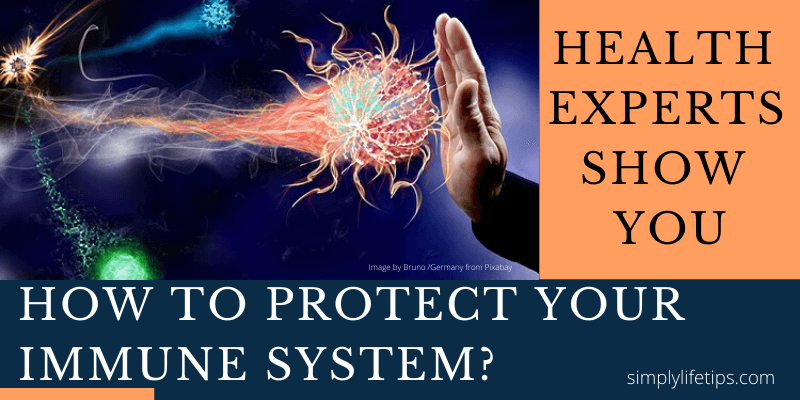 Health Experts Protectr Immune System