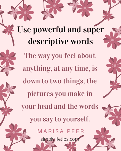 Marisa Peer Quote Powerful Words
