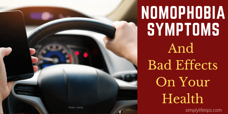 Nomophobia Symptoms